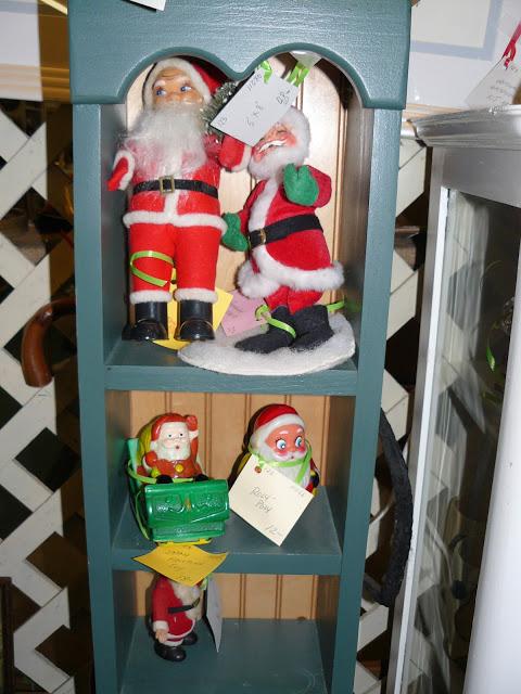 Santa Claus at Scranberry Coop - Scranberry Coop - Vintage Store - Antiques, Collectibles, & More