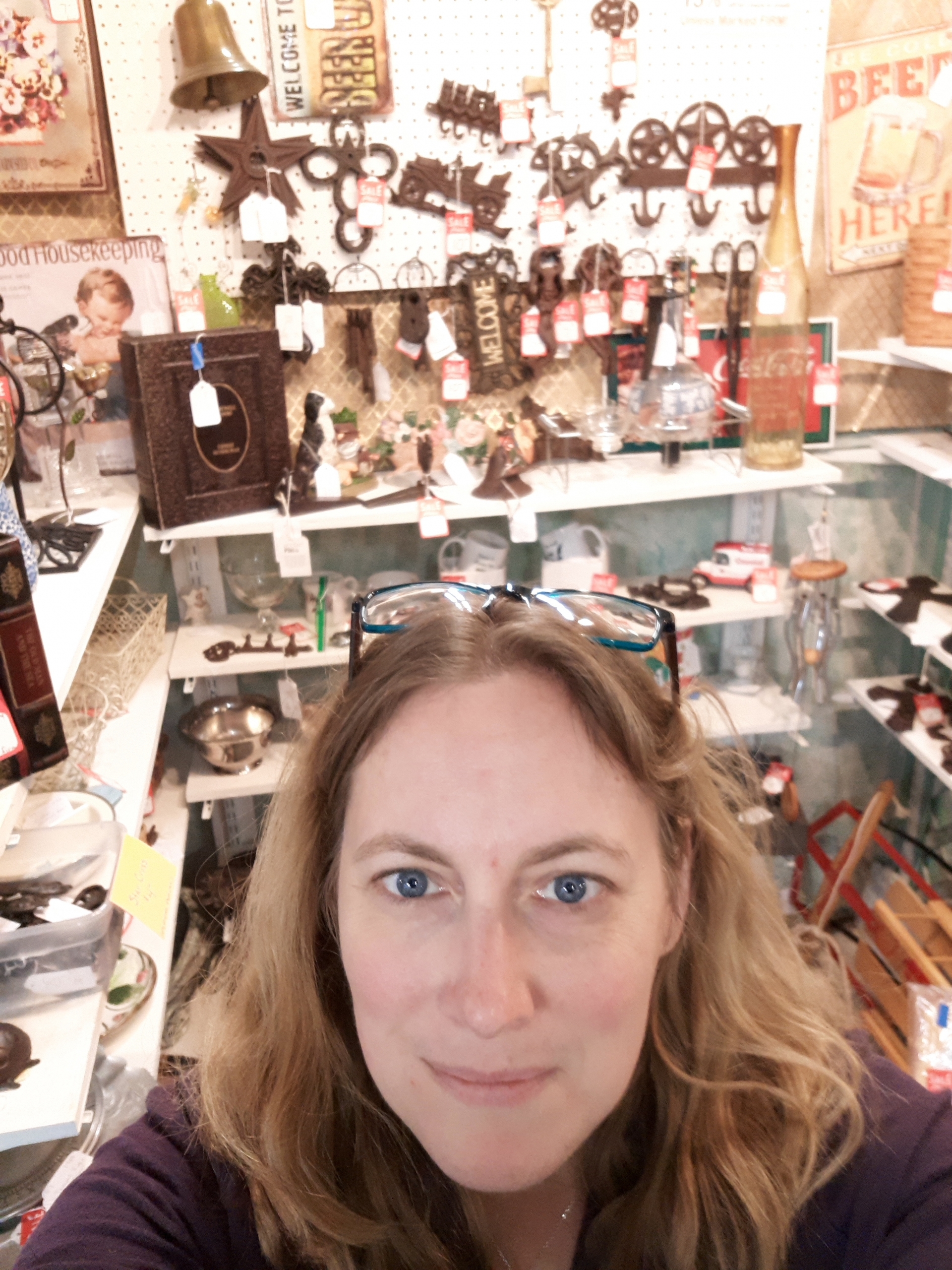 Booth 124 - Scranberry Coop - Vintage Store - Antiques, Collectibles, & More