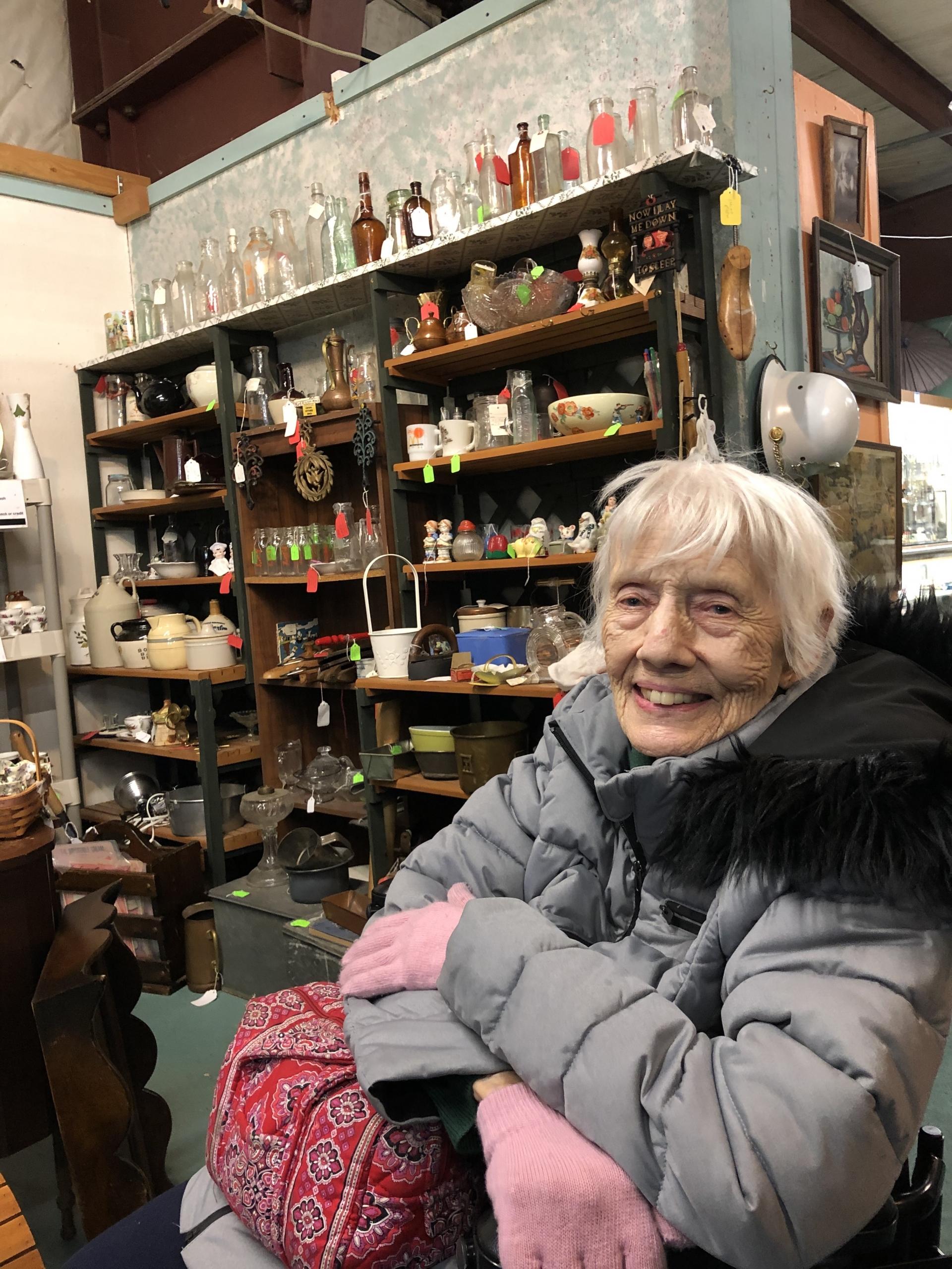 Joanne Zarger - Scranberry Coop - Vintage Store - Antiques, Collectibles, & More