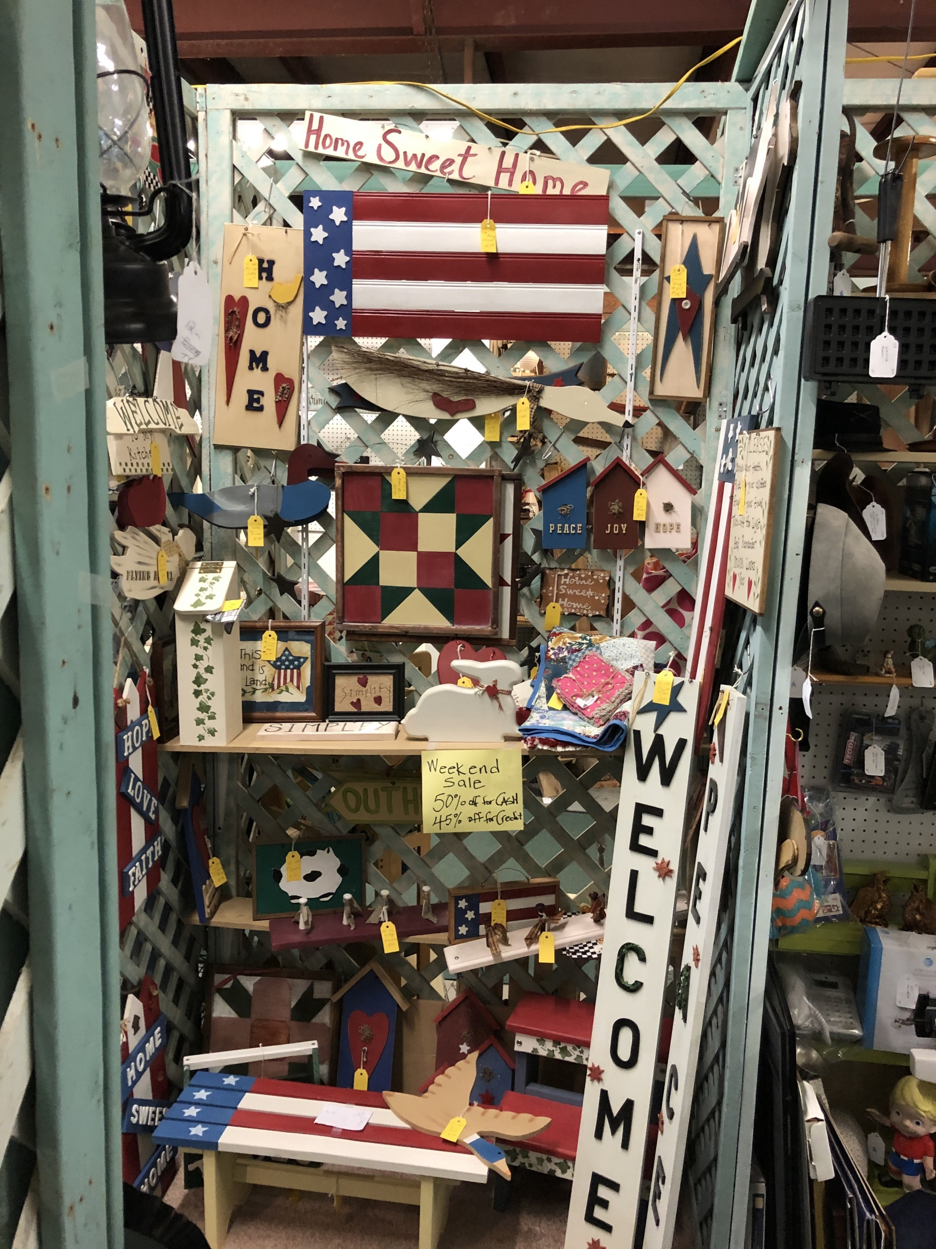 Booth 33 - Scranberry Coop - Vintage Store - Antiques, Collectibles, & More