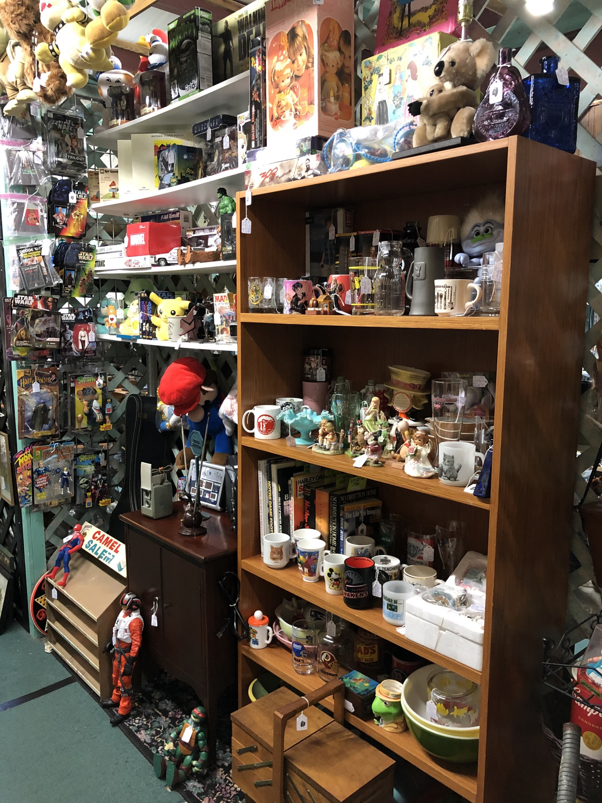 New Dealer Sneak Peek - Summer 2020 - Scranberry Coop - Vintage Store - Antiques, Collectibles, & More
